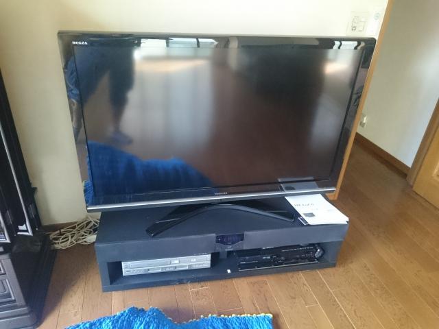 世田谷区 52型TV
