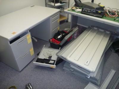 オフィスの一室