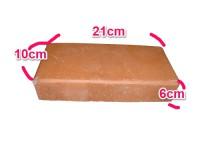JIS規格のレンガの大きさ