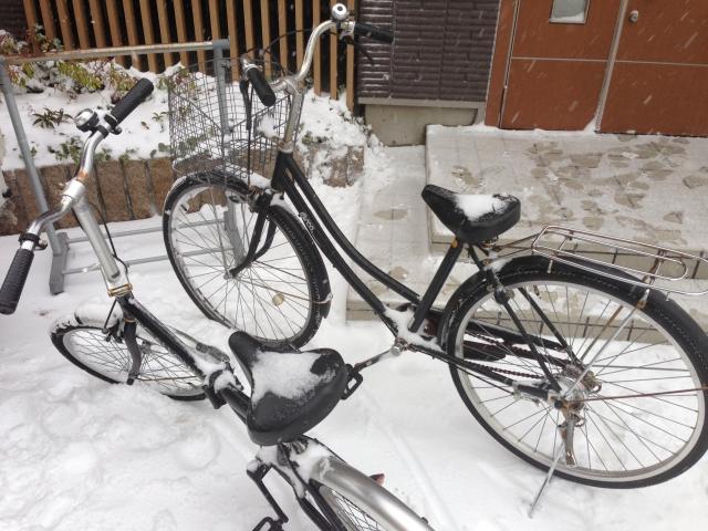 自転車2台