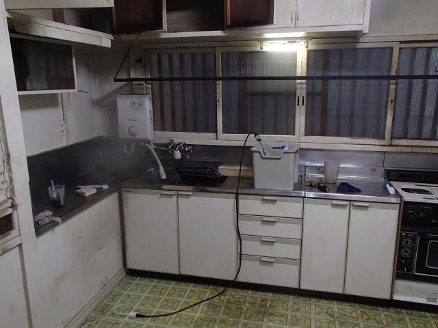 キッチン全体