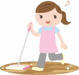 フローリング清掃