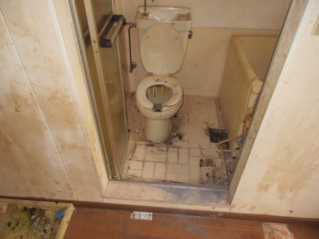 トイレ終わり