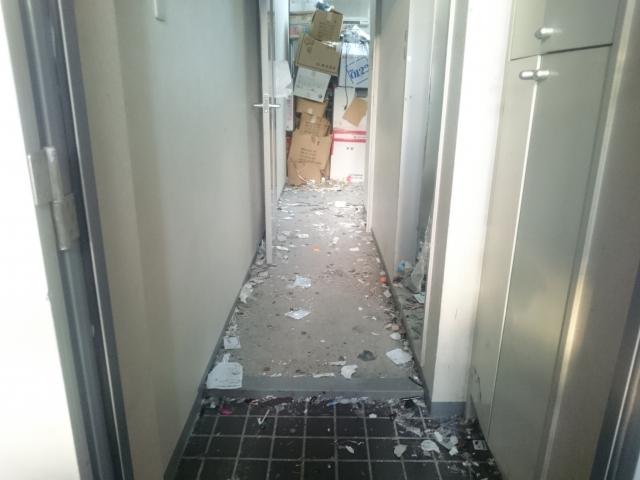 廊下終わり