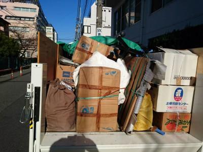 荷物の移動