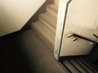 階段のコーナー