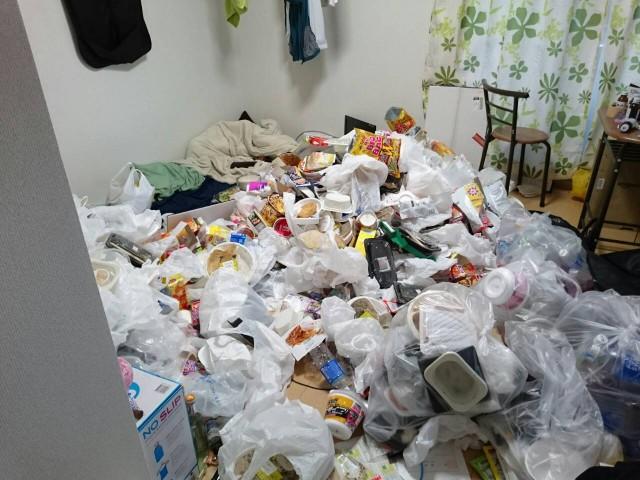 所沢市のゴミ屋敷