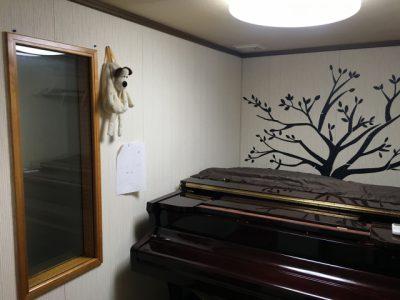 3畳タイプの防音室