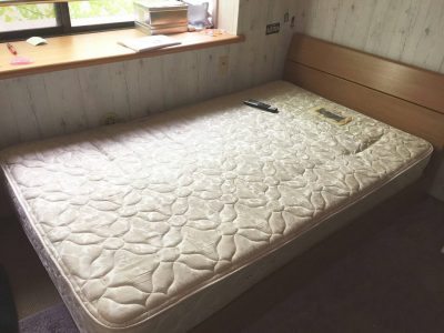 藤沢市でのベッド回収