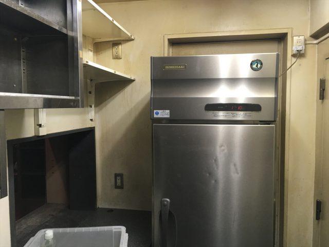 ホシザキ冷蔵庫