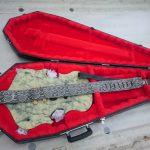新宿区でGACKT(ガクト) Caparison Marcury 限定100本ギター