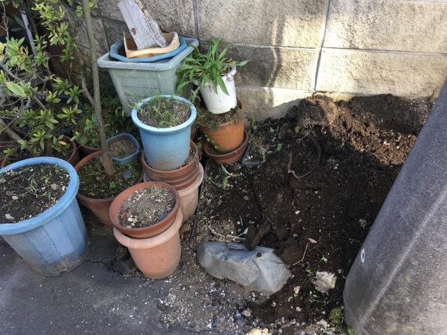 植木鉢など