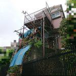 さいたま市南区でベランダの解体撤去