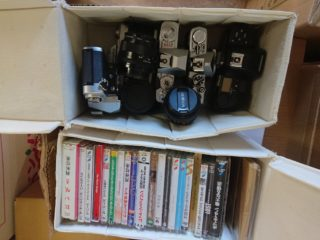 CD・カメラ