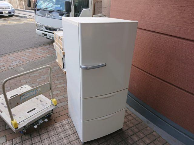 横浜市 冷蔵庫買取