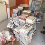 墨田区で店舗で不用品回収をしてきました。