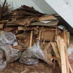 世田谷区で床材の処分を格安で行ってきました!